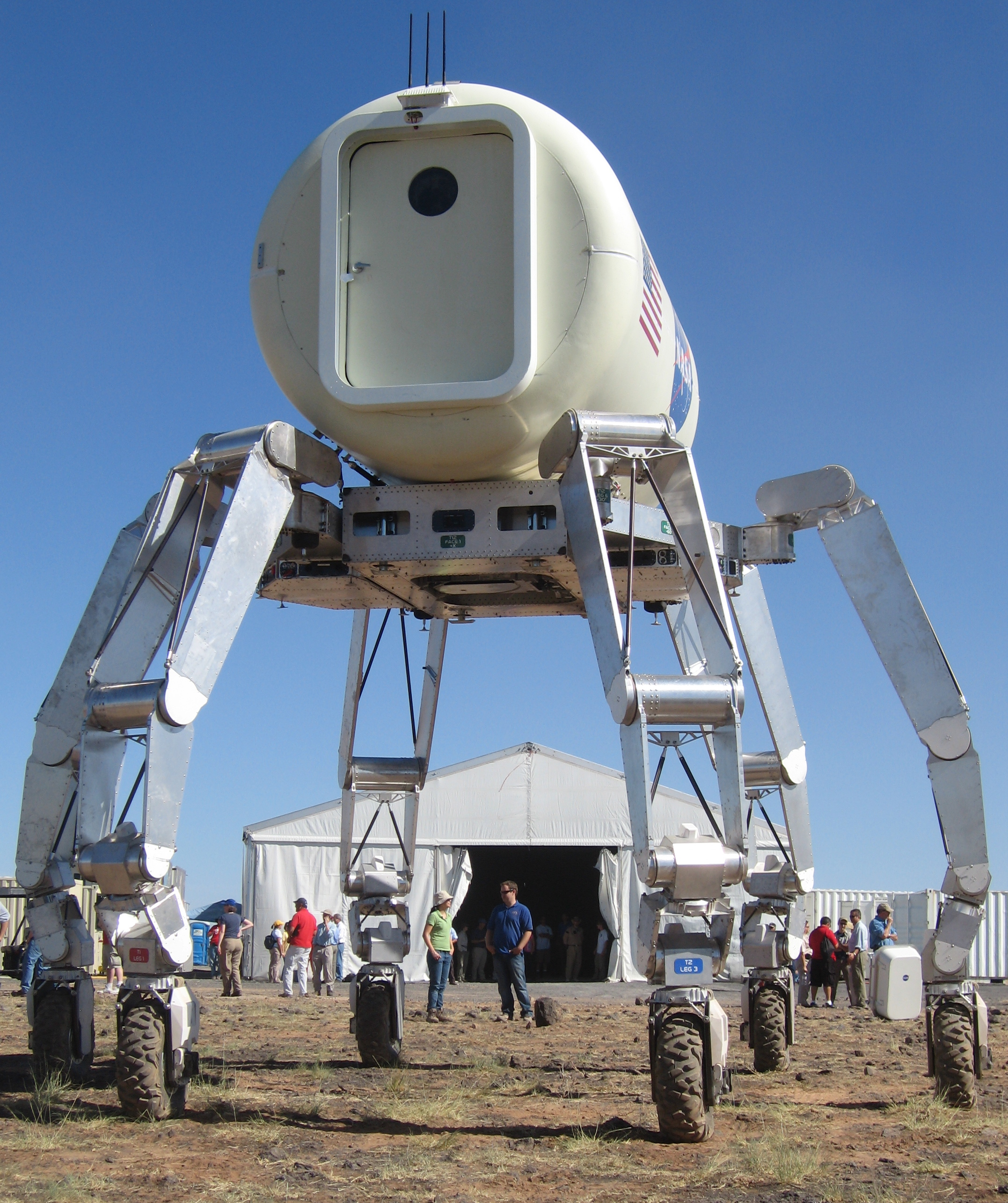 space exploration robots - photo #2