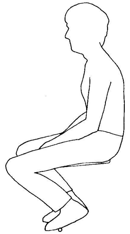 Sit And office ergonomics active sitting beinghuman